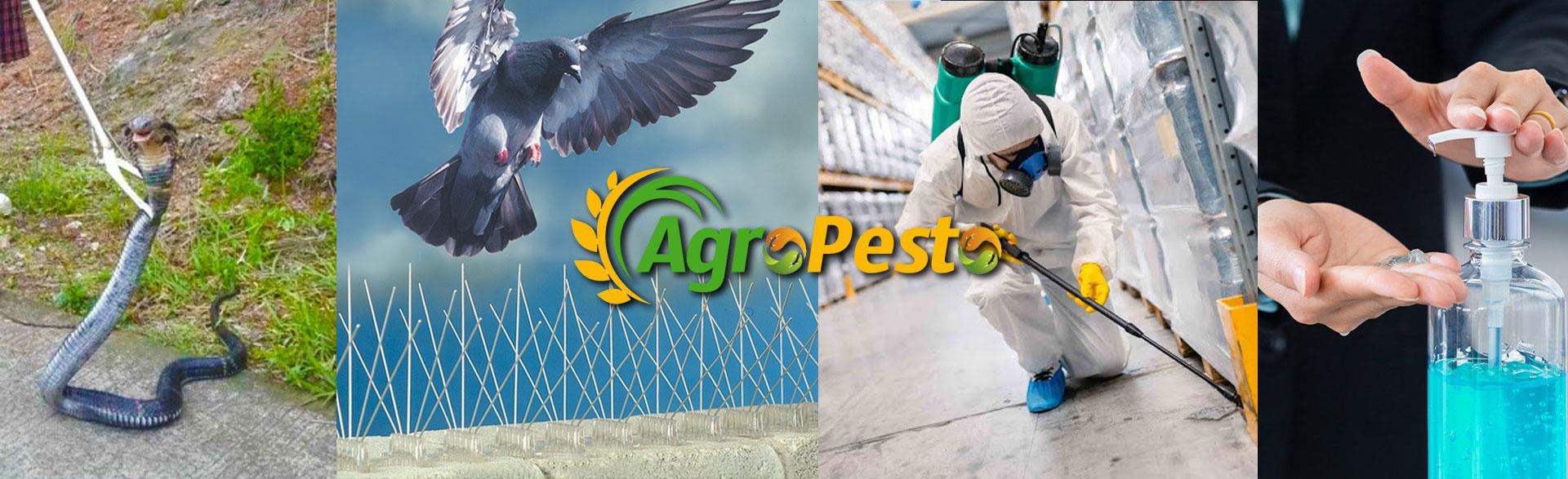 Agro Pesto Snake Bird Control